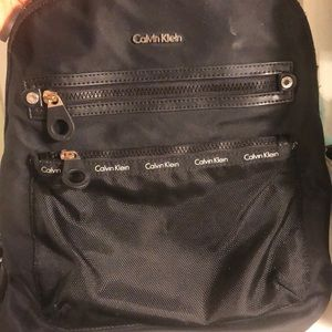 Calvin Klein small book bag